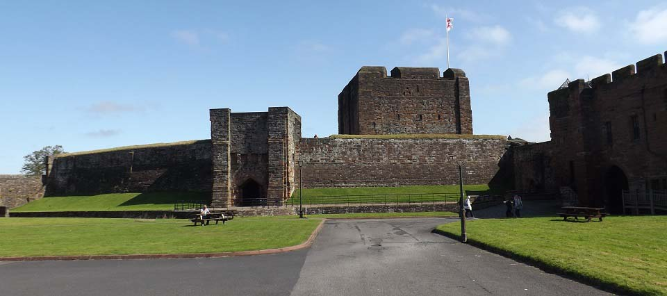 Carlisle Castle Tower image