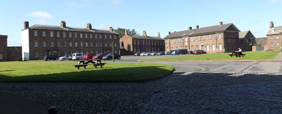 Carlisle Castle buildings image