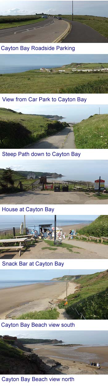 Cayton Bay Photos