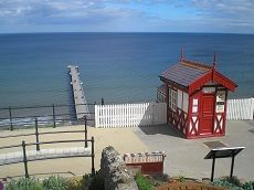 Saltburn Cliff Lift top image
