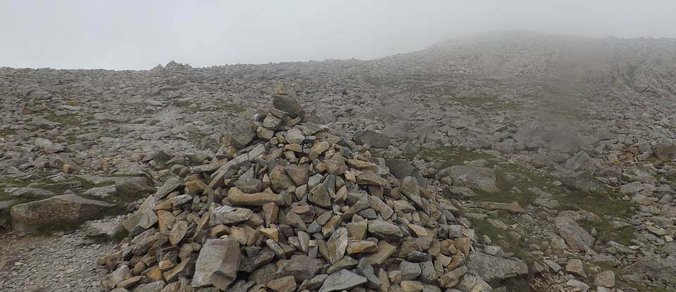 Scafell Pike top image