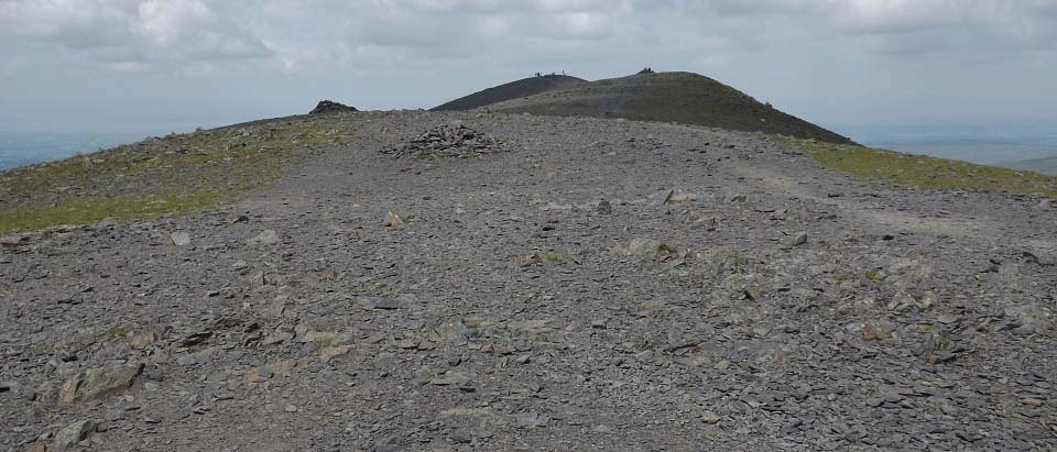 Skiddaw Summit image